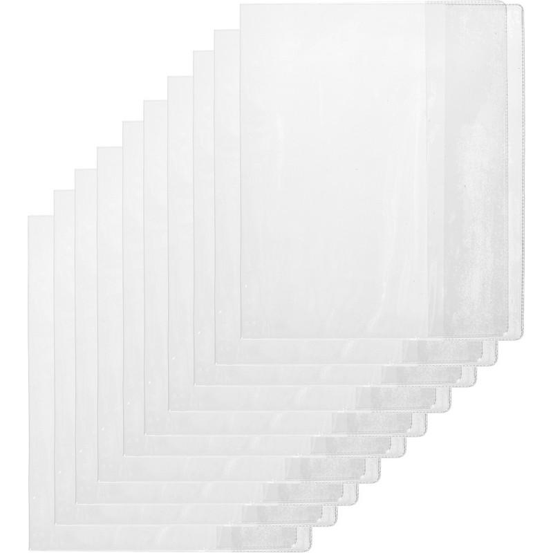 Обложка для дневника и тетради 215x355, ПВХ 110 мкм