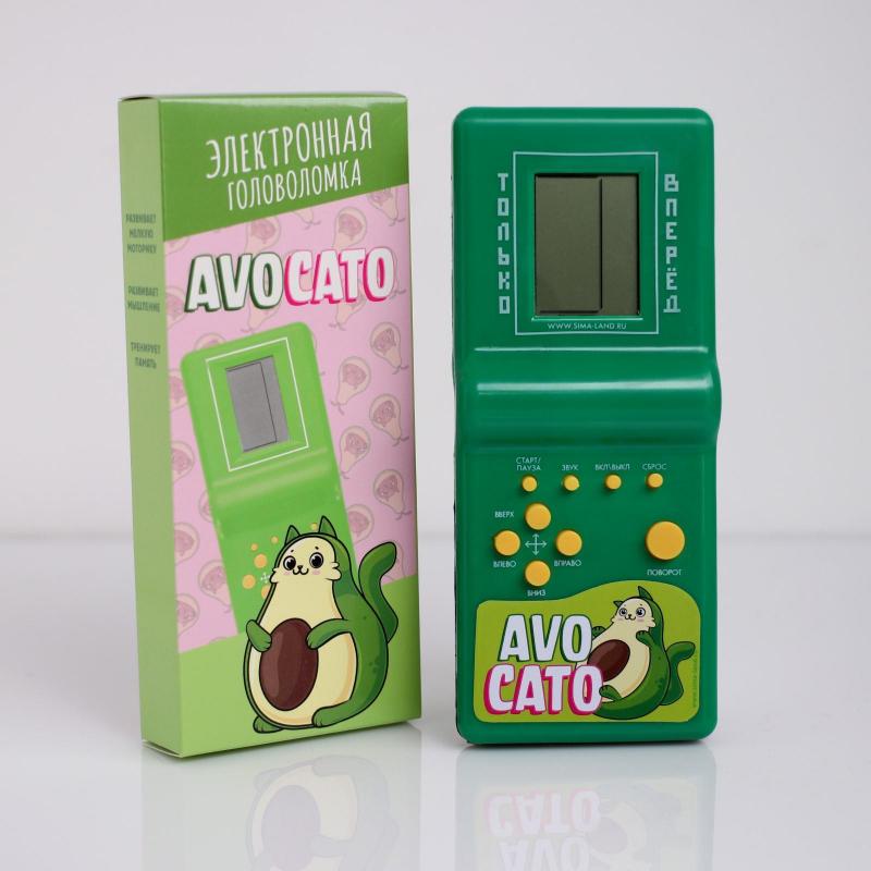 Сувенир Головоломка электронная Avocato