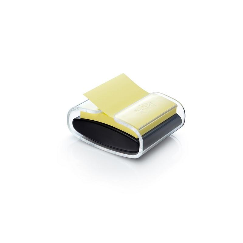 Диспенсер для Z-блоков Post-it Классика PRO-B-1SSCY-R330 +z-блок 76х76 90л.