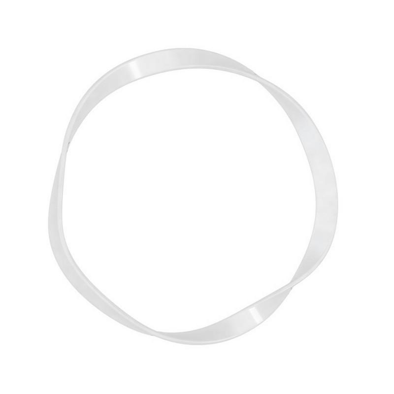 Резинка для волос invisibobble BASIC Crystal Clear 10шт/уп, прозрач 3121