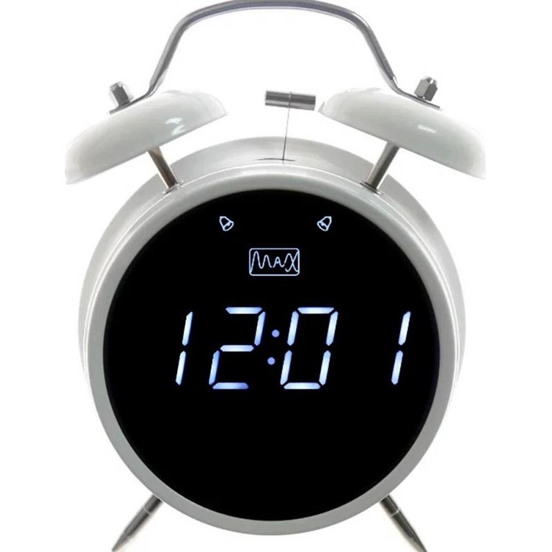 Радиобудильник Max CR-2918 белый