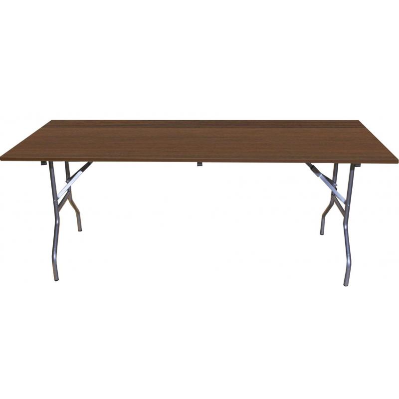 Стол обеденный Дельта (1800х900), П1.66.16, h750, металлик, ночче ЭКО