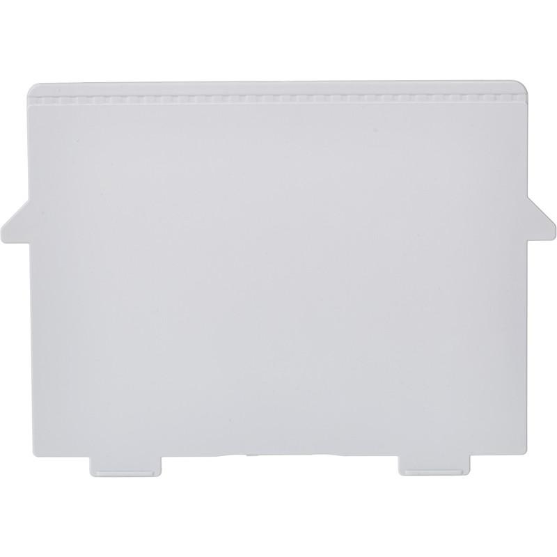 Картотека пластиковый разделитель для картотеки А6, 2 шт/уп.54240D