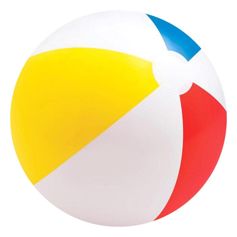 Мяч пляжный $Цветной$, d=51 см, от 3 лет, 59020NP INTEX