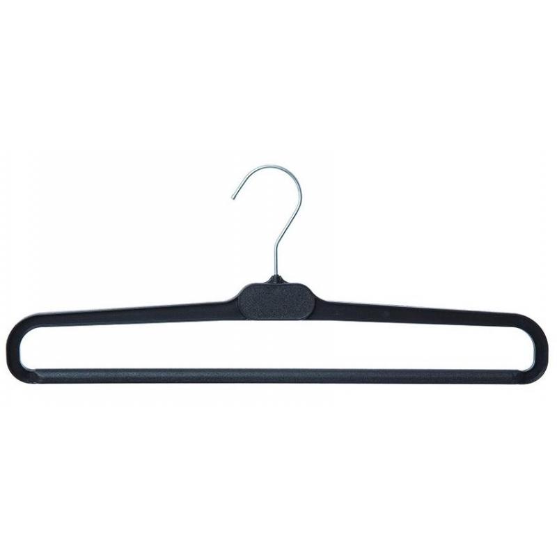 Вешалка-плечики  VP_ для брюк Attache С020 с поролоном пласт,чер