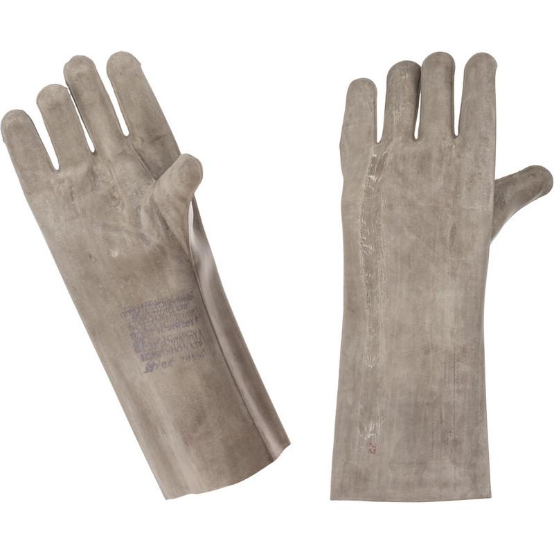 Перчатки защитные диэлектрические штанцованные