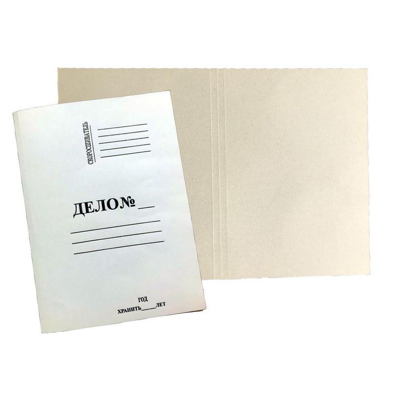 Папка-обложка дело 220 гр/м ,100 шт.уп