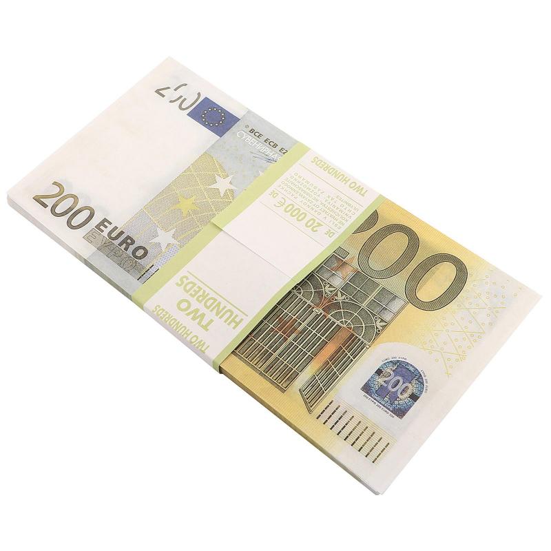 Сувенир Забавная Пачка Гигант 200 Евро  90299
