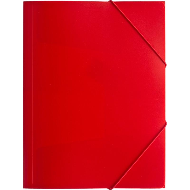 Папка на резинках Attache Economy 045-PR-E красный